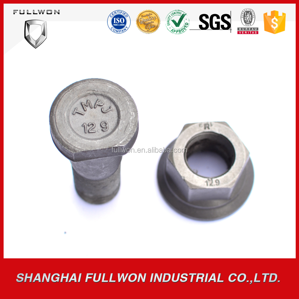 Howo Truck wheel bolt and nut China made Low prices