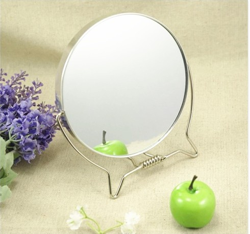 table mirror/multifunctional table mirror/stand up table mirror