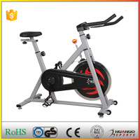 Profession body fit indoor used spinning upright bike