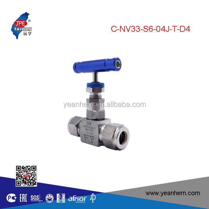 "1/2"" Oil refinery union bonnet needle valve"