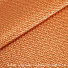 China cheap PVC leather stocklot ,PVC artificial leather for car mats