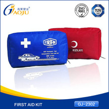 With CE FDA Certificate economic type road safety first aid kit