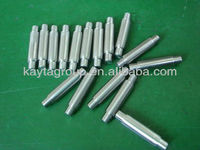China supplier precision stainless steel drill rod connectors
