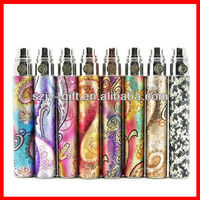 OEM Colorful EGO-Q Electronic Cigarette battery,650mAh rechargeable eGo-Q battery
