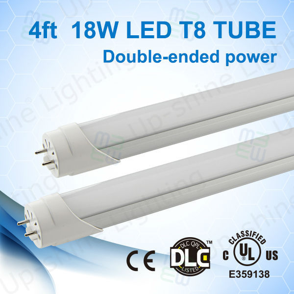 CE RoHS SAA TUV approved 5 yrs warranty t8 led tube IP 20