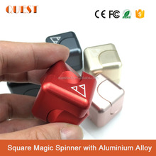 2018 New coming Square Magic Spinner desk toy Fidget Cube as stress reliever and Fidget Toy for Kids & Adults for Killing Time