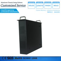 SNR 1.5U 19 inch rack mount enclosure