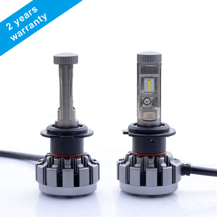 LED Vehicle Lights 12 Volt 24 Volt 5000 Lumen LED Car Headlights H4 H13 H7 H11 9005 9006 9012 LED Motorcycle Hadlight