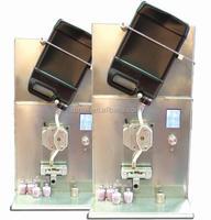 2016 Guangzhou small size automatic nail gel polish making filling machine