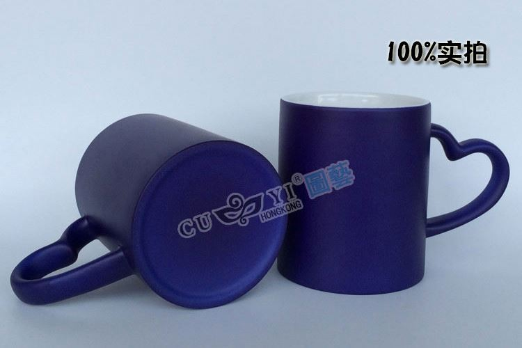 Latest Arrival special design ceramic mug with spoon in handle fast delivery