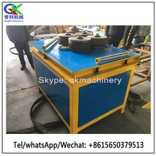 Angle bending machine Horizontal angle iron rolling round machine