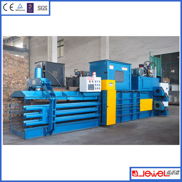 Extremely Strong Automatic Horizontal Hydraulic Baler Waste Paper