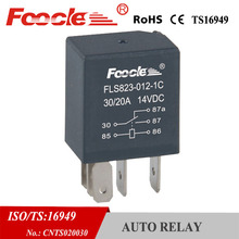 12v relay 30/30 amp toyota 4pin auto relay 12v 90987-02012
