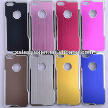 trendy brushed metal aluminum case for iphone 5