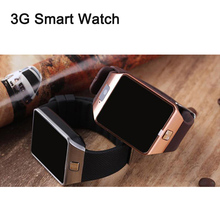 2017 New 3G Smart Watch Phone 1.54 inch Touch Screen MTK6572A GPS Android Smart Watches