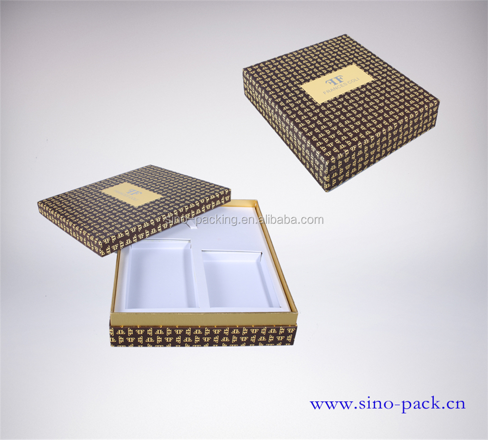 custom made business gift pen and wallet packaging box paper