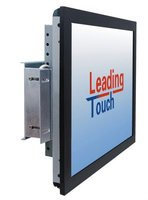 "LeadingTouch 17"" open frame touch monitor"