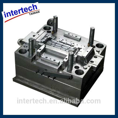 unscrew injection plastic mould