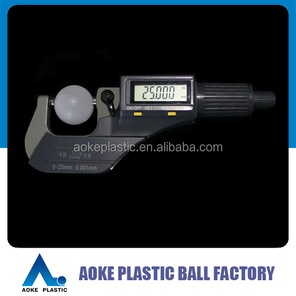 plastic PP hollow polypropylene balls 1 inch,1.14`,1.4inch etc