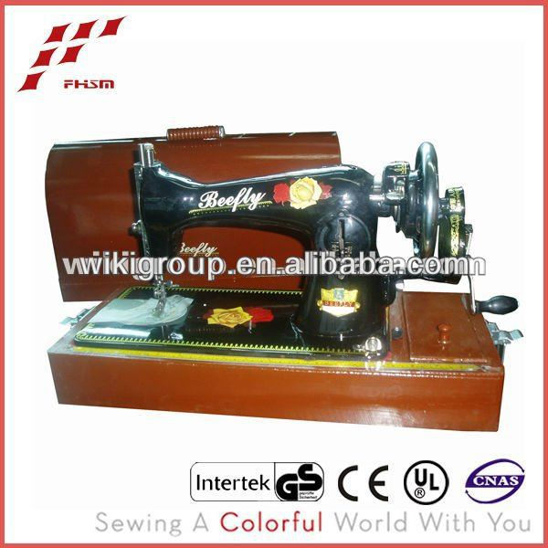 Home use ordinary sewing machine JA1-1 hot sale good quality from 1992