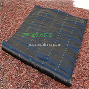 Top Quality Pe Woven Weed Control Mat Ground Cover Buy