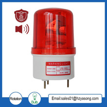 LTE-1102J AC110v Rotating Alarm Warning Light