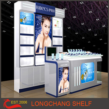 High End Perfume Display Stands For Cosmetics Stores