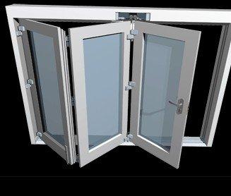 Flexirol exterior endfold aluminio puertas puerta - Puertas correderas para exterior ...