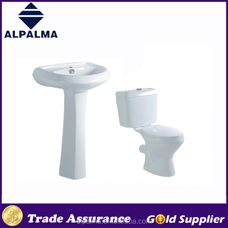 High Quality Twyford Mini Toilet bowl Sets Ceramic WC