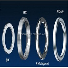 High Pressure High Temperature Metallic Sealing Rings Joint Gaskets Rtjs