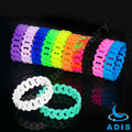 new arrival silicon bracelet with attractive color