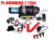 warn atv winch 4500lbs with CE and RoHS for boat and trailer