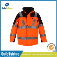 New type top sale reflective oil field wholesale used fire retardant clothing