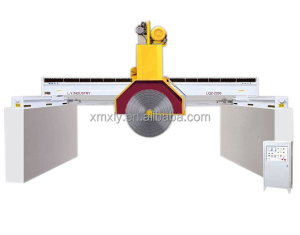 SQC-2200 Bridge Multi Blade Tile Cutting Saw Machine