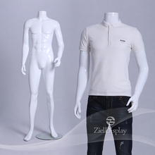 Hot Sale International New Type Model Poses Male Plastic Mannequin