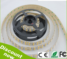 brilliant continuous length 120leds 5050 led flexible strip light