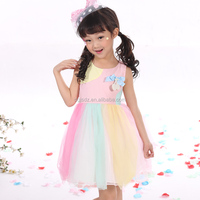 fashion party wear flower girl dresses india wholesale for girl of 5 years old
