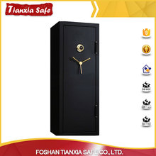 Low price mechanical combination lock long gun safe box rifle security cabinet