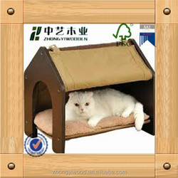 handmade pinewood outdoor wooden pets house cats dog kennel