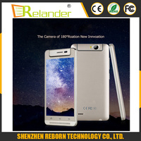 M9 Android 4.4 MTK6582 Quad-Core Smartphone 1G RAM 8G ROM 960 x 540 Pixels 5.0 Inch Mobile Phone 3G Cell Phone