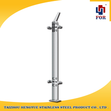 cheap deck stainless steel railing