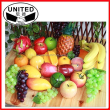 Bunches Artificial Grapes Plastic Fake Fruit Food Home decor Decoration