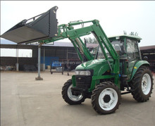 Chinese farm tractor with front loader 30hp