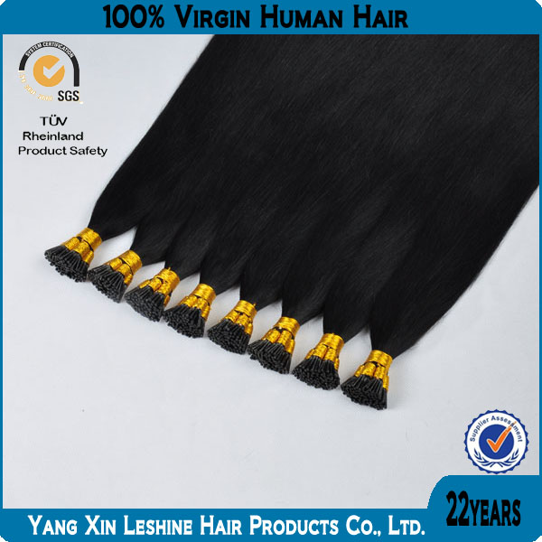 HOT!! new products for 2014 factory price I tip hair body wavy