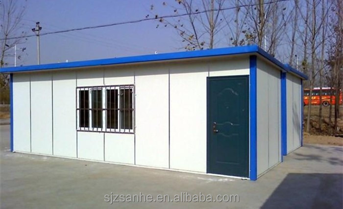quality container steel frame prefab houses kit