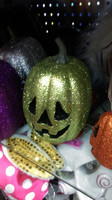 LED light holiday decorative EPS artificial pumpkins