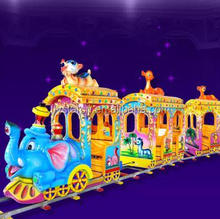 mini amusement park ride electric christmas train