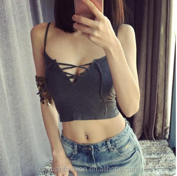 Fashion Women Lace Vest Sexy Lace Tube Tops For Women