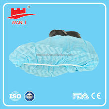 disposable lightweight splash protection overshoe