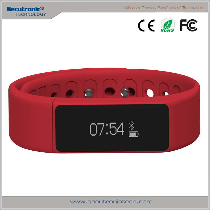 Newest Model Smart Bluetooth Bracelet Watch For Smartphone I5 Plus